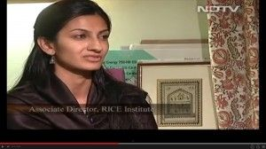 Payal on ndtv